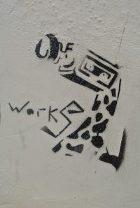 Ramdom graffiti #1