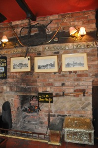 Inside the Greyhound Inn