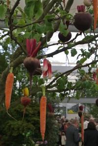 The veggie tree