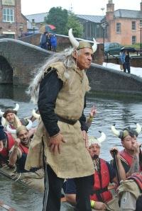 The head viking