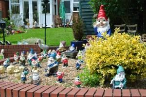 Gnomes, Willington
