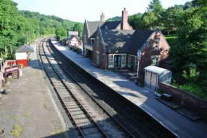 Kingsley & Froghall Station