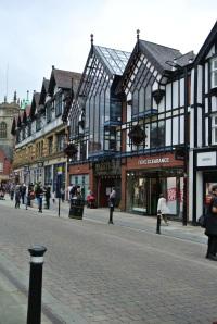 Wigan main street