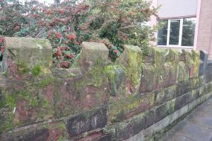 Original stone work