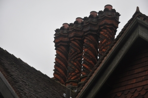 Now these are chimneys