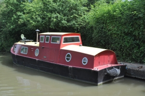 Creative narrowboat V.4