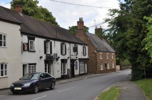 Main St pub.