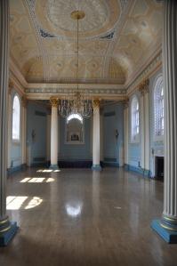 Restored, and still used, Georgian Ballroom.