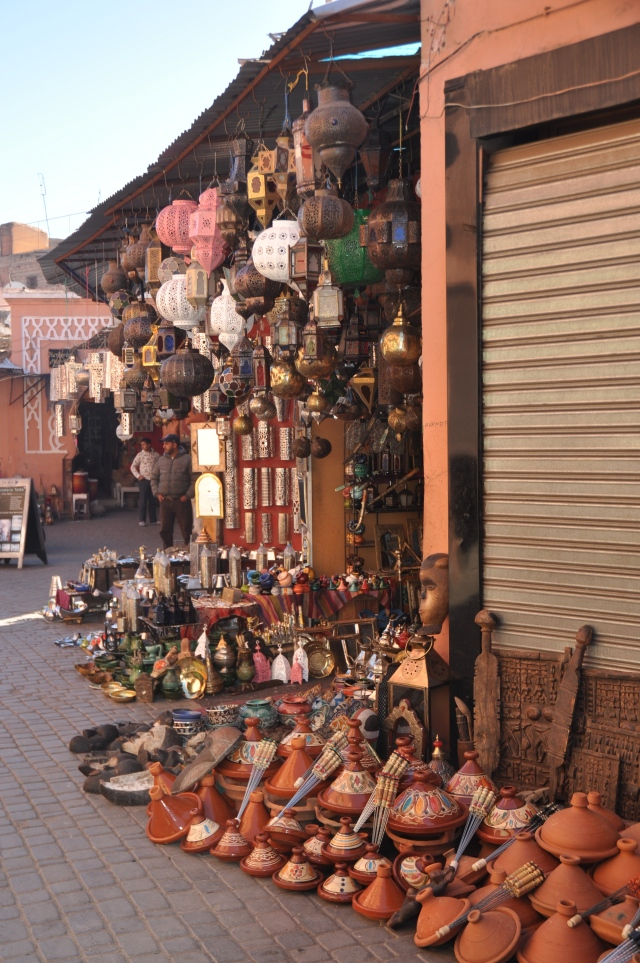 Back in the Souk