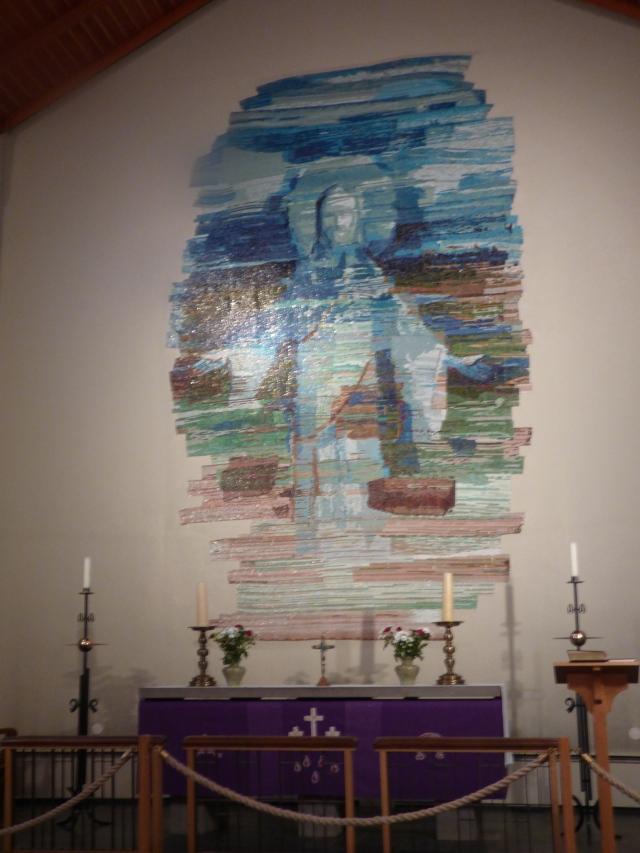 Church Mosaic.