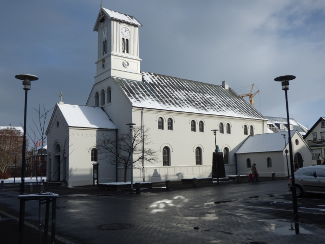 Church in the old town.