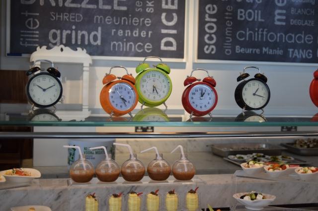 Random clocks